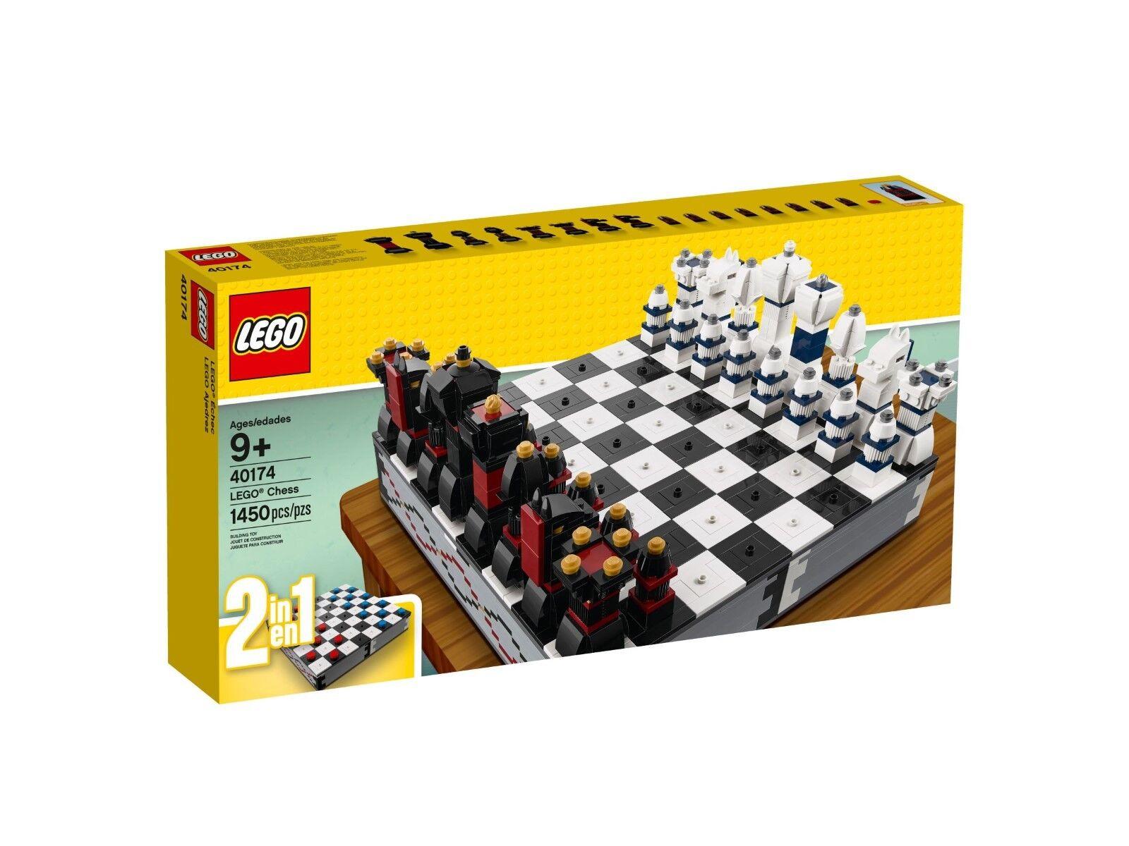 LEGO® 40174 Iconic - Schachspiel 2017 NEU & OVP -