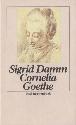 1 von 1 - in- DAMM : CORNELIA GOETHE  1452  a