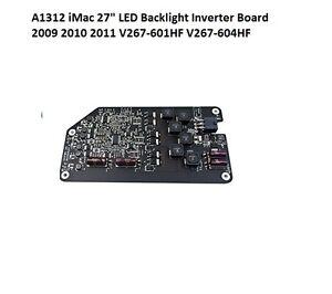 "A1312 iMac 27"" LED Tablero Del Inversor Retroiluminado 2009 2010 2011"