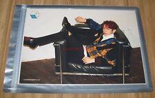 EXO-CBX Hey Mama! SMTOWN COEX Artium SUM OFFICIAL GOODS BAEKHYUN A4 PHOTO B NEW