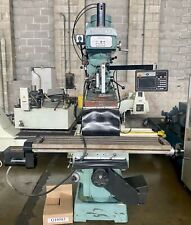 Used Swi Trak K3 Cnc Vertical Knee Mill 10 X 50 Table 3 Hp New 2013