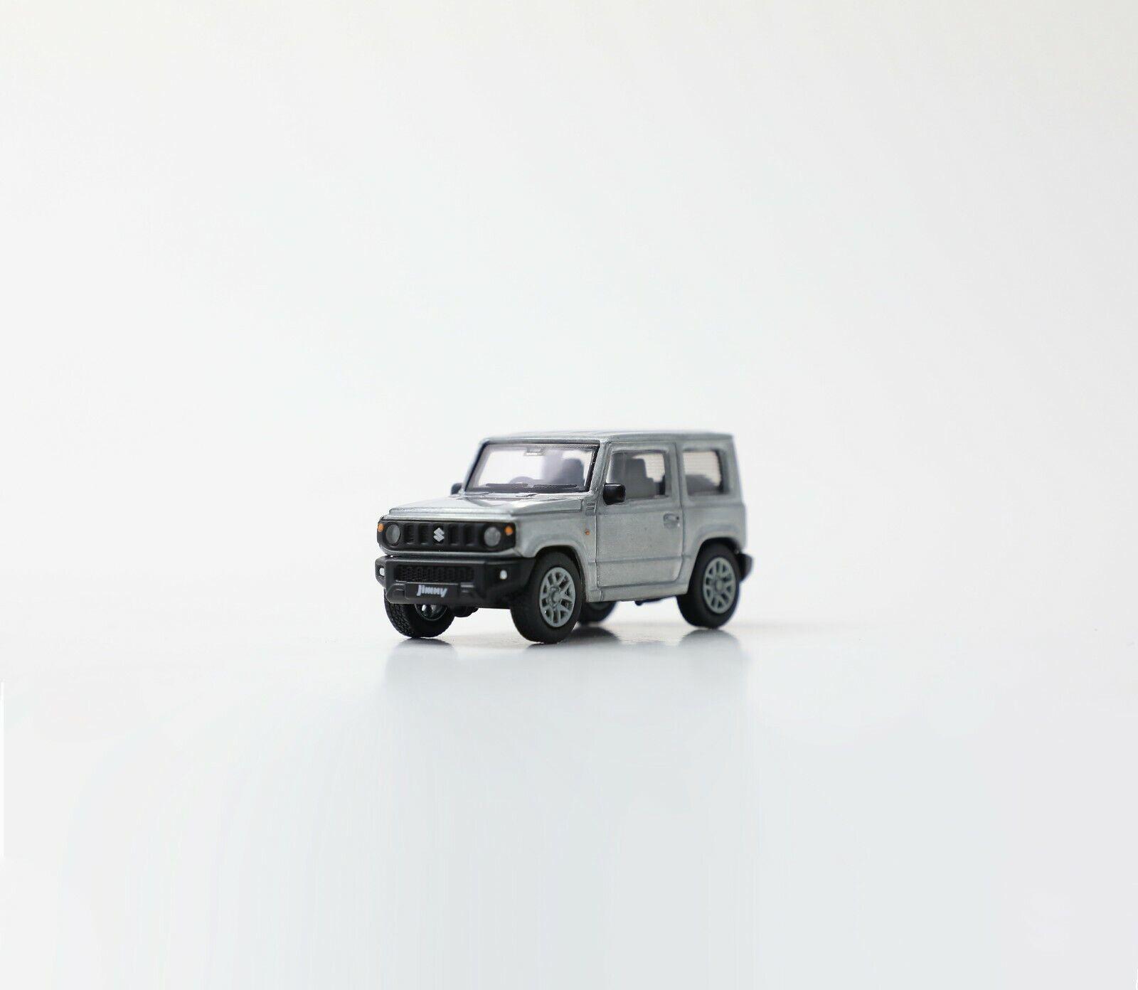 1 64 Suzuki Jimny Jimny Sierra särskild Edition Dorlop tärningskast RHD Semi Gloss