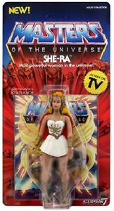 SHE-RA EXCLUSIVE SUPER 7 MOTU VINTAGE MASTERS OF THE UNIVERSE WAVE 1 HE-MAN