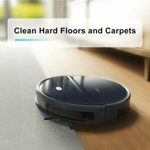 Tesvor-X500-Vacuum-Cleaner-Robot-Robotic-Smart-Cleaning-Automatic-Black