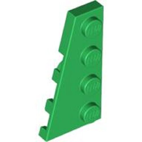 Angle lego aile WEDGE PLAQUE GAUCHE 2X4 nouveau 41770 choisir couleur et quantité