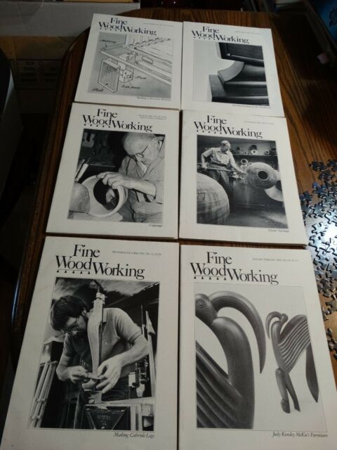 Fine Woodworking Magazine U Pick Each Up To 15 Magazines