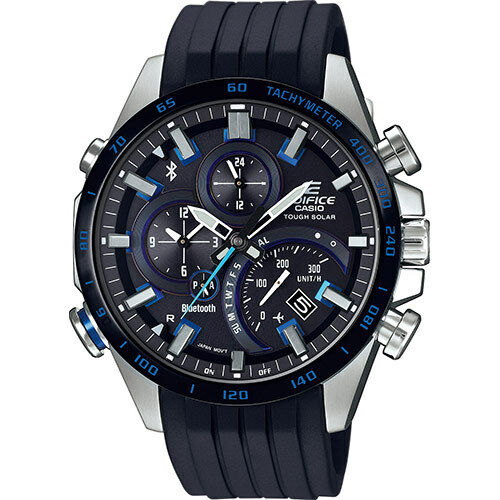d6cfe7b35e1c Casio Edifice Eqb-501xbr-1aer With Bluetooth Smartphone Link and Energy  Solar for sale online