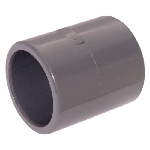 """Imperial Fittings;  1//2/"""" To 4/"""" PVC Ball Valve 1-Piece Solvent Weld Glue"""