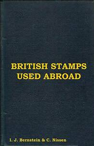 BRITISH-STAMPS-USED-ABROAD-Offices-Postmarks-Obliteration-Numbers-CD