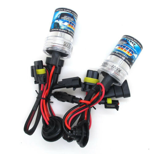 A1 2x XENON 880 881 HID Bulbs AC 35W Super Bright Fog Light Replacement 3K-12K