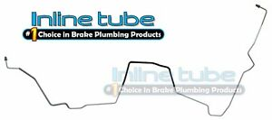 2000-2005-Impala-Right-Front-Hydraulic-Preformed-Brake-Line-Tube-Hose-SS-Fitting