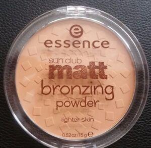 Essence-Sun-Club-Matt-Bronzing-Powder-Sun-Kissed-UK-STOCK