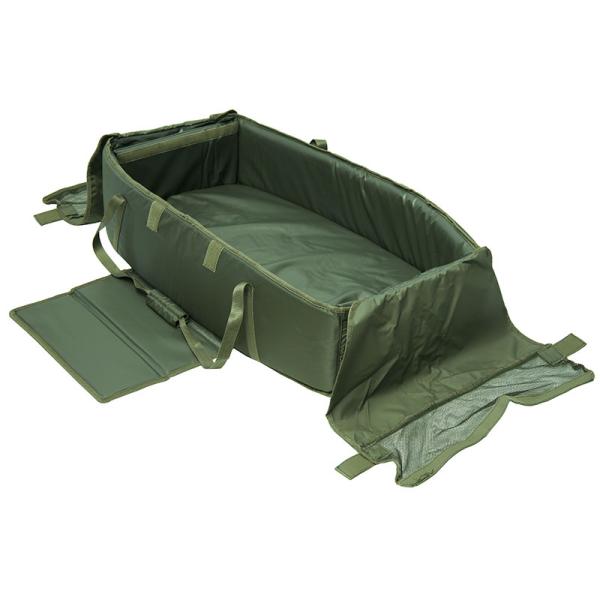 Abhakmatte Deluxe Carp Cradle weicher Schaumstoff + Abdeckung+ Tasche