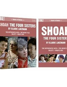 SHOAH-THE-FOUR-SISTERS-DVD-UK-NEW-DVD