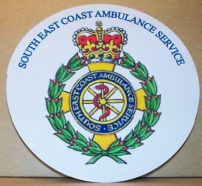 Kent ambulance service vinyle autocollant.