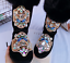 Women-039-s-Winter-Thick-Warm-Snow-Boots-Real-Leather-Fox-Fur-Rhinestone-Decor-Shoes miniature 6