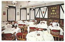 Le Moal Restaurant, 3rd & 5th, NY, NY, Applewood NJ 1965 Pray for Peace PMK