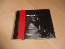 CD Tracy Chapman - Matters of the heart - 1992 - 10 Songs