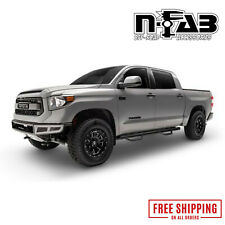 n-FAB T9654RC-TX Nerf Step Wheel 2 Wheel Textured Black Finish 6 Standard Bed fits 95-04 Toyota Tacoma Regular Cab