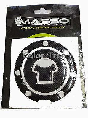 3X Fuel Gas Cap Cover Pad Sticker For Honda VTR1000F FIRESTORM CBF1000 VFR800