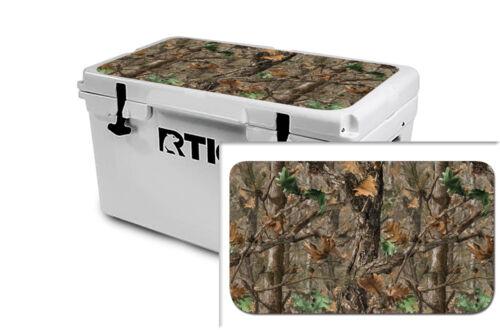 USATuff Wrap Sticker Decal Lid Kit fits Custom RTIC 65qt Cooler WDland Camo