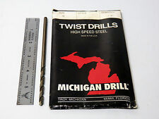 HSS Drill Blank .1850 5 Pieces. #13
