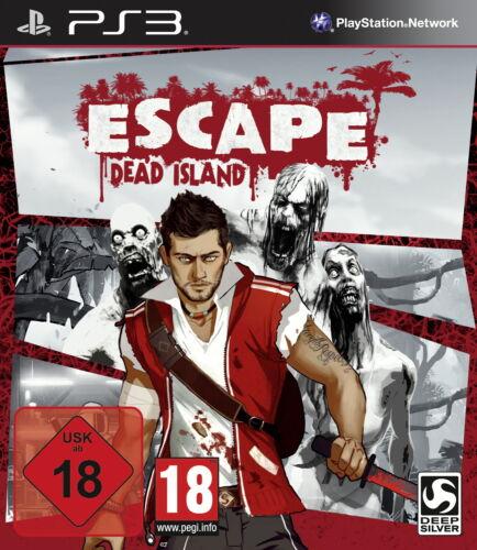1 von 1 - Escape Dead Island (Sony PlayStation 3, 2014, DVD-Box) Neu & Verschweisst