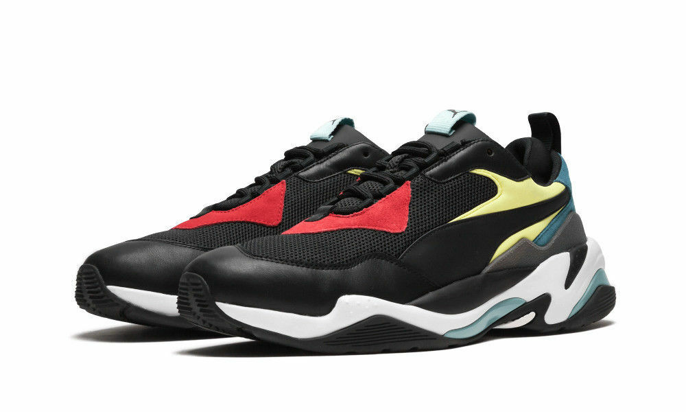 PUMA THUNDER SPECTRA 367516 01 RARE LIMITED 100% AUTHENTIC DS ON HAND US 11.5