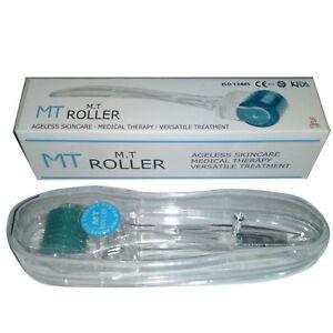 MT-Micro-Needle-Titanium-Derma-Roller-Skin-Anti-Aging-Cellulite-Scar-0-5mm-2-5mm
