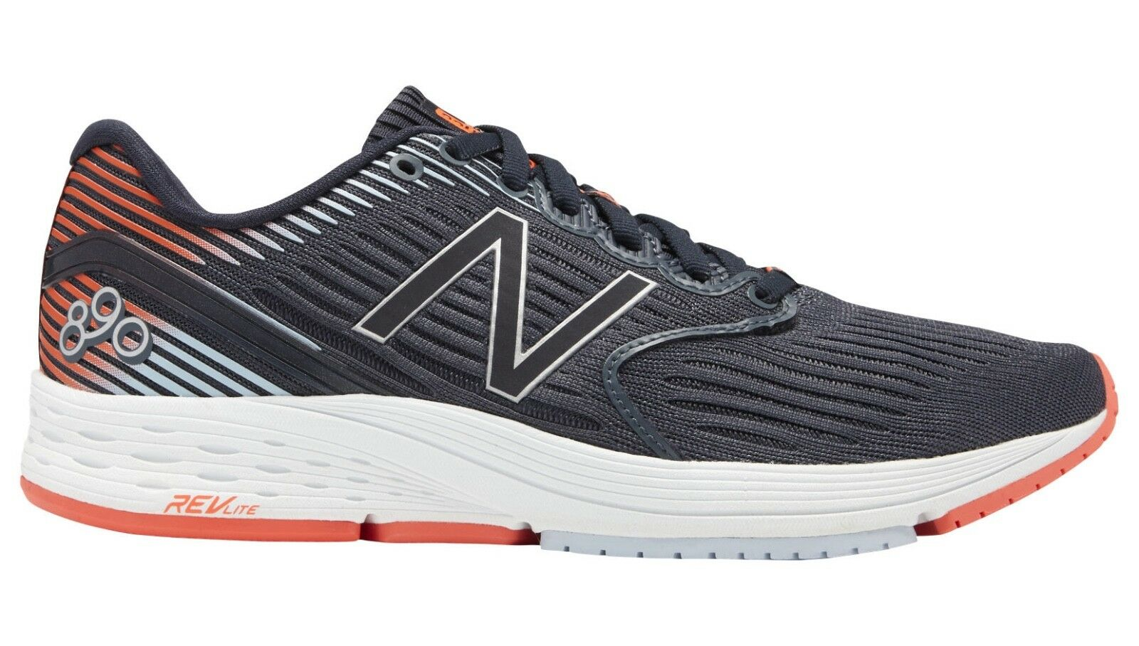 New Balance Women's W890TD6 Running Shoe Outerspace with Dragonfly 890V6