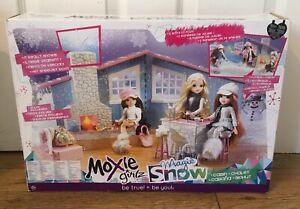 Appris Moxie Girlz Magic Neige Cabane Chalet Mga Bratz-afficher Le Titre D'origine à Tout Prix