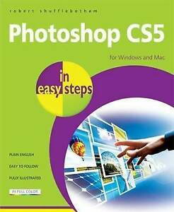 Photoshop-CS5-In-Easy-Steps-Shufflebotham-R-Used-Good-Book