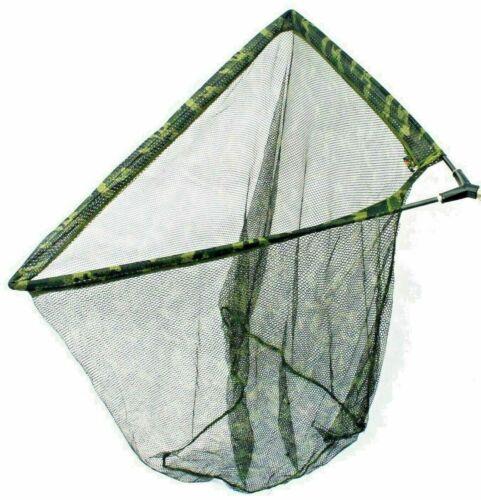 """Dinsomores pêche Syndicate 90 cm//36/"""" Pliant Camo Power Net /& Dissipateur de bloc"""