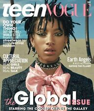 TEEN VOGUE magazine May 2016 Willow Smith NEW