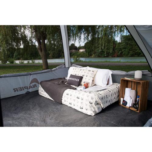 Napier Backroadz 10/' x 10/' Universal SUV//Van Cargo 5 Person Camping Tent Gray