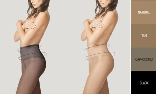 Super FiORE Fit Control 20 DEN Body Care Belly Shaping Tights M5104