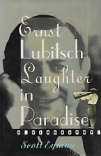 "SCOTT EYMAN -""ERNST LUBITSCH:LAUGHTER IN PARADISE"" - FILM DIRECTORS - HB (1993)"