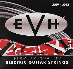 .009 Eddie Van Halen 0220150042 EVH Premium Electric Guitar Strings .042