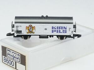 Marklin-Z-scale-KIRN-PILS-BEER-car-Special-Edition
