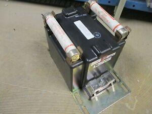 INSTRUMENT TRANSFORMERS INC 8400V VOLTAGE TRANSFORMER 1500VA@30°C PTG5-2-110-842