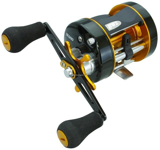 NEW   NEW Lew's Fishing Lew's Speed Cast SC600 Reels 8fe36f