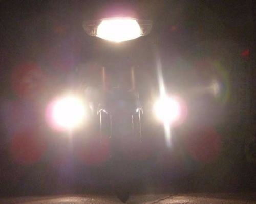 Motorcycle Xenon Halogen Fog Lamps Driving Light Kit for BMW R1150RT