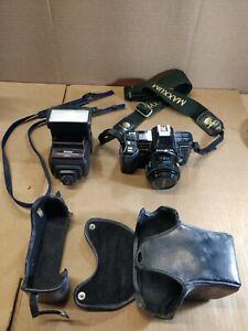 Minolta-Maxxum-7000-Camera-Minolta-AF-50mm-1-1-7-Lens-Vivitar-636AF-Flash