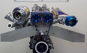 2jz Gte Turbo 2100 Hp Drag Race Engine Complete Toyota