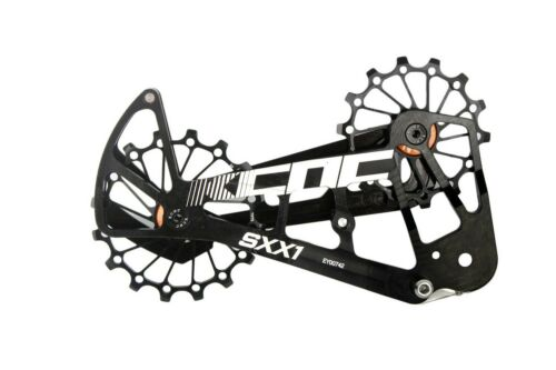KCNC SXX1 Cycling Bike Oversized Pulley Cage OSPW for Sram Eagle X01 XX1 Black