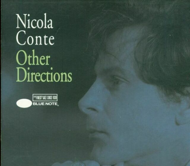 Nicola Conte - Other Directions Blue Note 1St Press 2004 Digipack Cd Perfetto