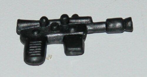 VINTAGE STAR WARS REPRODUCTION REPLICA WEAPONS 77-84 HAN SOLO GUN BLACK
