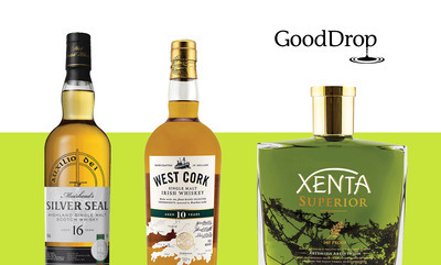 $10 off Selected Spirits