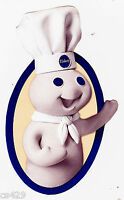 4.5 Pillsbury Doughboy Kitchen Character Prepasted Wallpaper Border Cut Out