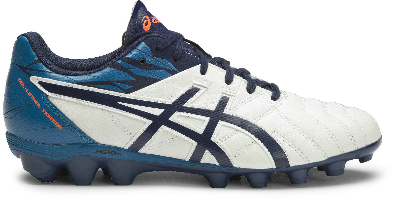 Asics Lethal Tigreor Tigreor Lethal 9 IT GS Kids Football Schuhes (0150) + Free Aus Delivery 93a337